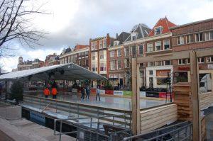 Akoestisch onderzoek evenement: Kerstmarkt Leiden